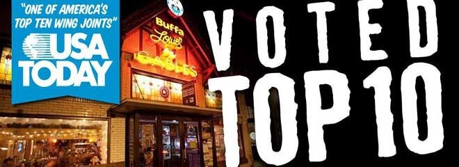 BuffaLouie's - USA Today Voted Top 10